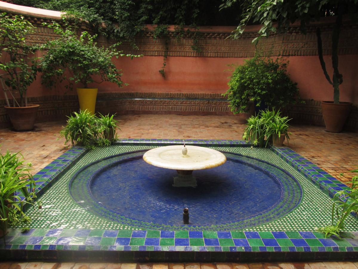 Marrakesh majorelle garden jardin majorelle amanda for Jardin majorelle